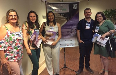 Granberyenses apresentam trabalhos no Congresso de Excelência em Gestão da UFF