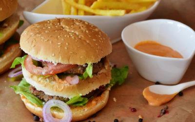 Quantas horas de exercício são necessárias para queimar as calorias de um hambúrguer?