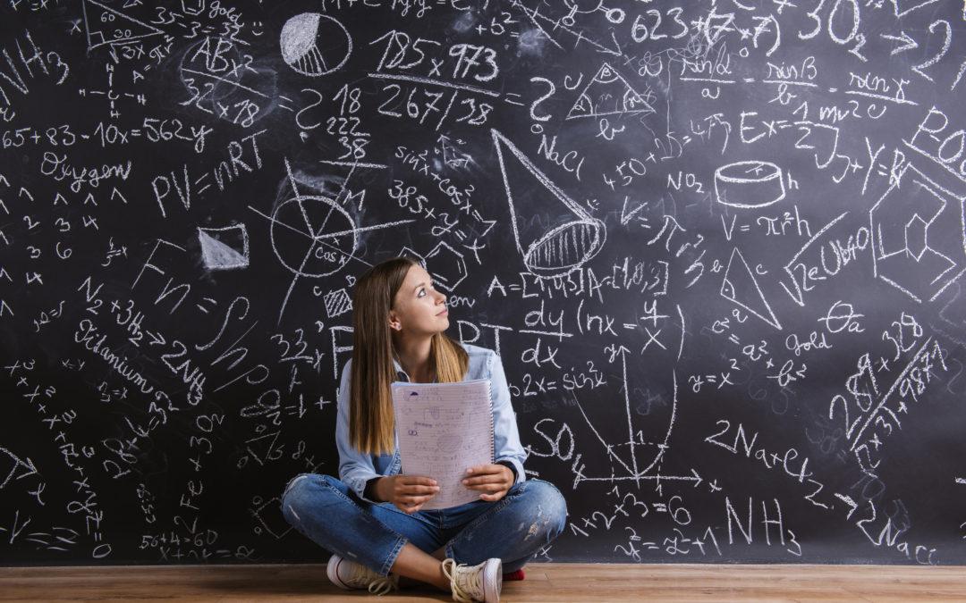 Cinco dicas para estudar matérias de exatas
