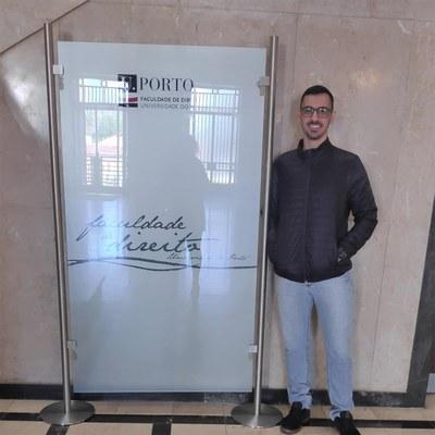 Aluno do Direito relata experiência de intercâmbio em Portugal