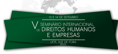 Alunos do Direito apresentam trabalho em Seminário Internacional da UFJF
