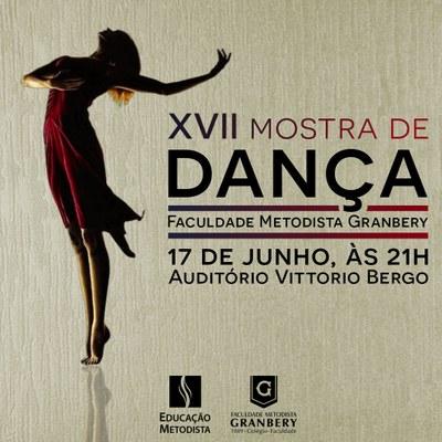 XVII Mostra de Dança da FMG