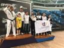 Ex-aluno e professor da Escola de Esportes conquista medalha de bronze no Campeonato Brasileiro de Taekwondo