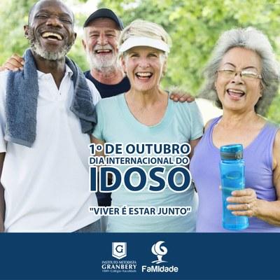 """FaMIdade promove """"mês do idoso"""" com programação especial"""