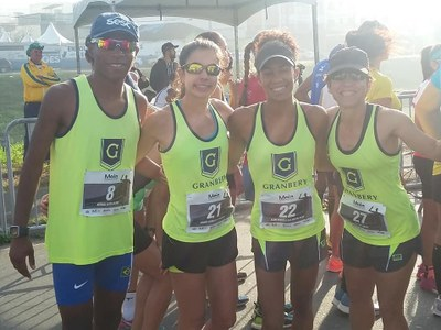 Granberyenses se destacam na 7ª Meia Maratona de Juiz de Fora