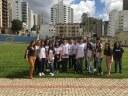 Faculdade recebe alunos do IMEC, de Carangola