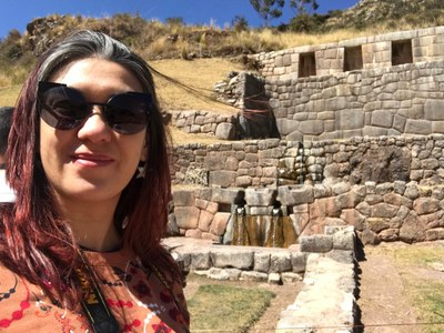 Granberyense conta experiências de viagem realizada ao Peru