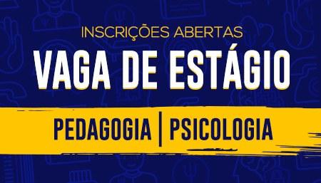 Instituição oferece oportunidades para estudantes
