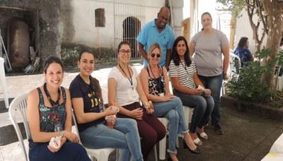 Associação Granberyense comemora com ex-alunos, alunos, docentes e funcionários