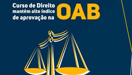 Instituição conquista 2º lugar entre as particulares de Juiz de Fora no exame da OAB