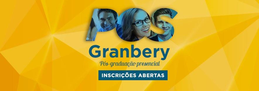 Pós-Graduação Granbery
