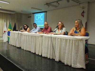 Auditório Vittorio Bergo recebe alunos do CPC para Aula Inaugural