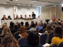 Faculdade sedia V Conferência Municipal dos Direitos da Pessoa Idosa