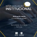 Participe da Avaliação Institucional 2019