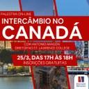 Assessoria de Relações Internacionais realiza série de lives para esclarecer sobre programas de estudo em outros países