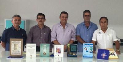 Conselho Regional de Química firma apoio com Instituto Metodista Granbery