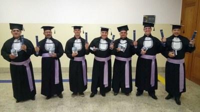 EAD de Juiz de Fora forma 1ª turma em Teologia-Integralização de Créditos