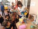 EDUCAÇÃO INFANTIL PROMOVE FEIRA DE ARTES