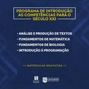 Educação Metodista prorroga matrículas para cursos do Programa de Introdução às Competências para o Século XXI