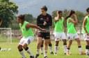 Ex-aluna da FMG é preparadora física do Vasco
