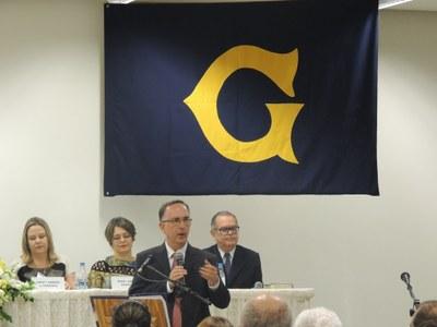 Faculdade Metodista Granbery promove solenidade de posse de novo Diretor