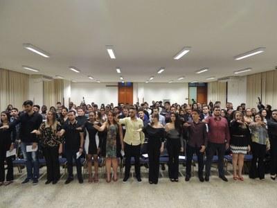 Formandos da FMG participam da Colação Oficial