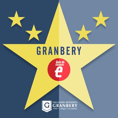 Granbery é a terceira melhor Instituição de Ensino Superior particular de Minas Gerais, de acordo com o Guia do Estudante