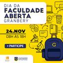 """Granbery realiza """"Dia da Faculdade Aberta"""""""