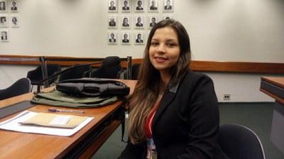 Granberyense participa do Programa Estágio na Câmara dos Deputados
