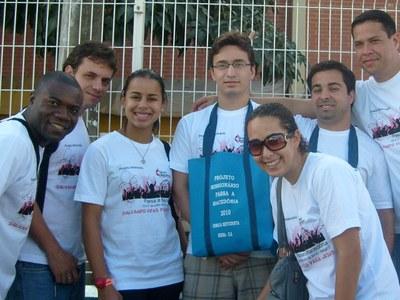 GRANBERYENSES EM PROJETO MISSIONÁRIO