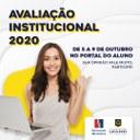 Participe da Avaliação Institucional 2020