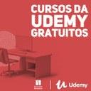 Udemy oferece mais de 50 cursos a preços promocionais para alunos do Granbery