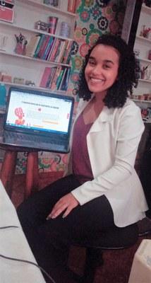 Granberyense apresenta relato de experiência no 7º Congresso Brasileiro de Saúde Mental